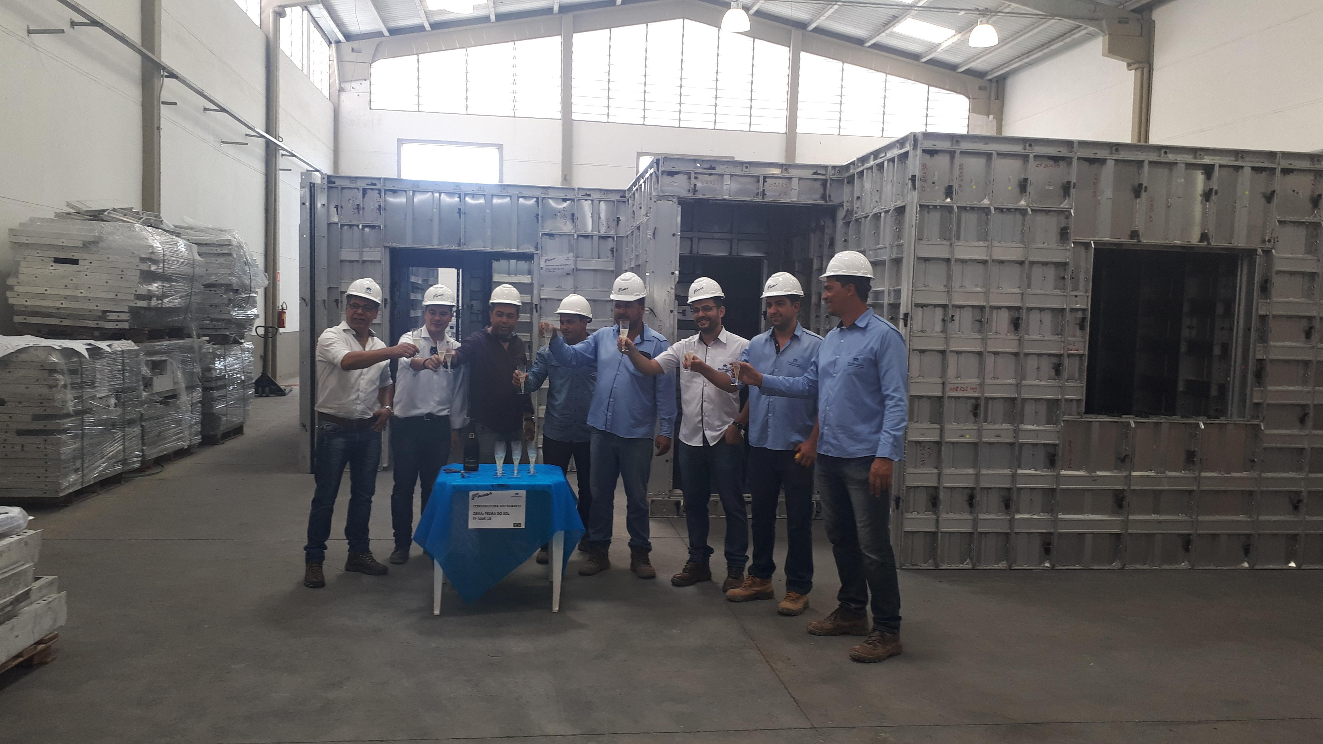 Forsa Brasil Importacao, Exportacao E Comercio De Equipamentos E Servicos Ltda